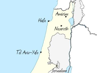 Amirim-Hostel-Map-overvoew